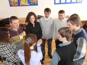 Молодіжна Студія взяла участь у Школі Студентського самоврядування в Ужгородському навчальному центрі Київського національного торговельно – економічного університету. дякуємо, запрошення, здоров'я, зсж, треніг